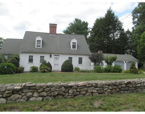 واحد منزل الأسرة للـ Sale في 30 Old Ayer Road 30 Old Ayer Road Groton, Massachusetts 01450 United States