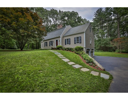 Single Family Home for Sale at 53 Highland Road Boxford, Massachusetts 01921 United States