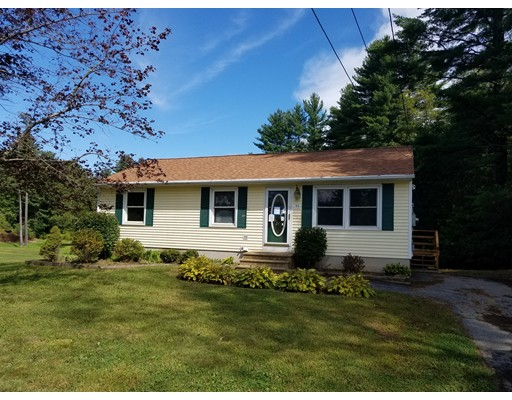 Single Family Home for Sale at 93 Apple Road Brimfield, Massachusetts 01010 United States