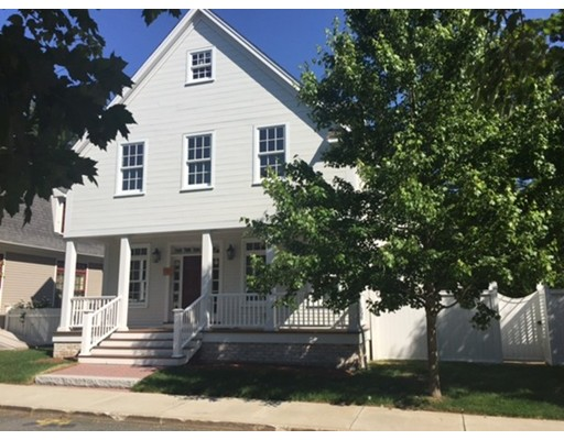 Single Family Home for Sale at 24 Maple Street Medfield, Massachusetts 02052 United States
