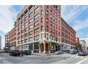 111 Beach Street 2H/I is a similar property to 398 Beacon St  Boston Ma