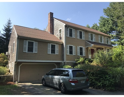 Single Family Home for Sale at 726 West Washington street Hanson, Massachusetts 02341 United States