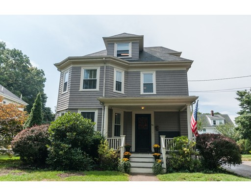 Single Family Home for Sale at 40 Florence Avenue Norwood, Massachusetts 02062 United States