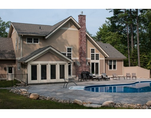 Single Family Home for Sale at 99 Linden Ridge Road 99 Linden Ridge Road Amherst, Massachusetts 01002 United States