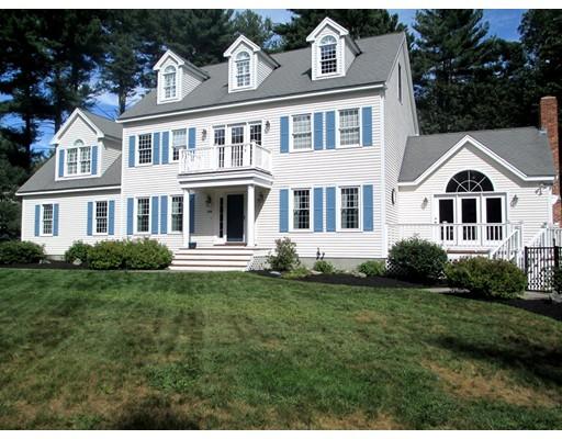 واحد منزل الأسرة للـ Sale في 149 Green Road Bolton, Massachusetts 01740 United States