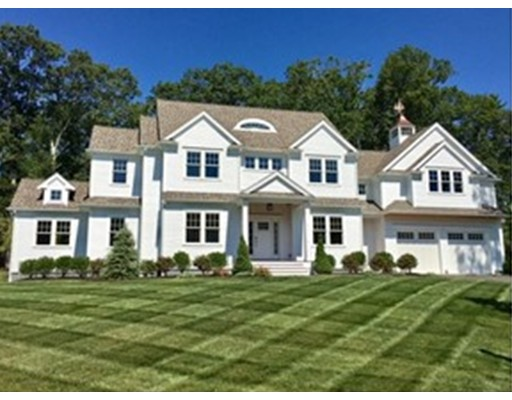Maison unifamiliale pour l Vente à 6 Phillips Lane Norwell, Massachusetts 02061 États-Unis