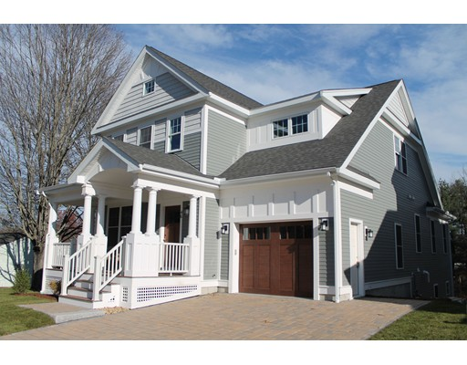 Casa Unifamiliar por un Venta en 46 Evergreen Avenue 46 Evergreen Avenue Bedford, Massachusetts 01730 Estados Unidos