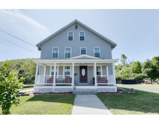 واحد منزل الأسرة للـ Sale في 89 Main Street 89 Main Street Monson, Massachusetts 01057 United States