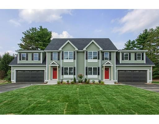 共管式独立产权公寓 为 销售 在 56 River Road 56 River Road 图克斯伯里, 马萨诸塞州 01876 美国