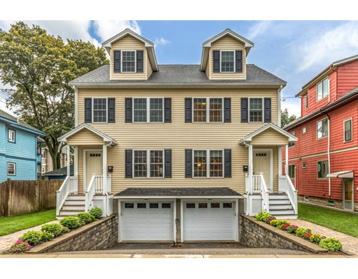Condominio por un Venta en 63 Windsor Street #63 Arlington, Massachusetts 02474 Estados Unidos