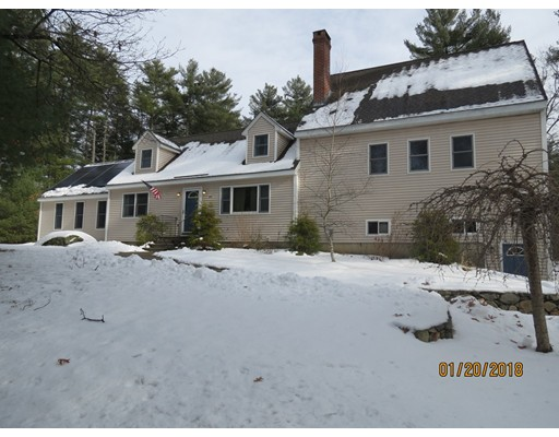 Single Family Home for Sale at 210 Concord Road Chelmsford, Massachusetts 01824 United States