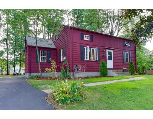 Single Family Home for Sale at 51 Chesterfield Road Northborough, Massachusetts 01532 United States