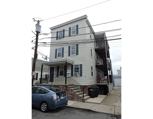 Multi-Family Home for Sale at 28 Ward Street Somerville, Massachusetts 02143 United States