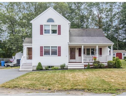 Single Family Home for Sale at 42 Joyce Avenue Whitman, Massachusetts 02382 United States