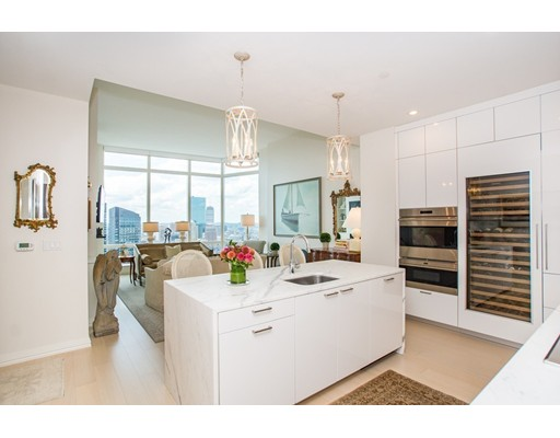 Condominium for Sale at 1 Franklin Street #3702 1 Franklin Street #3702 Boston, Massachusetts 02110 United States