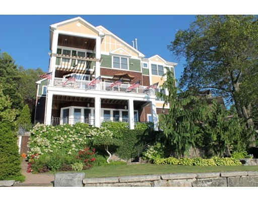 Single Family Home for Sale at 46 West Point Road 46 West Point Road Webster, Massachusetts 01570 United States