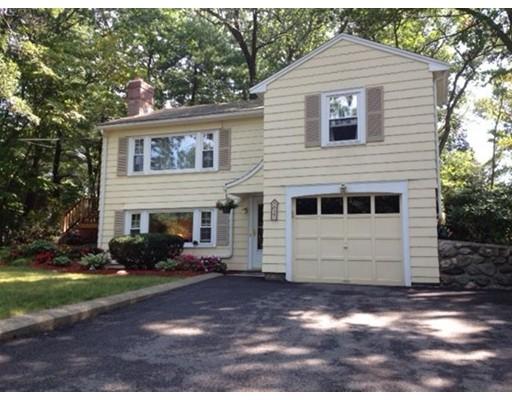 Single Family Home for Sale at 27 Locust Street Burlington, Massachusetts 01803 United States