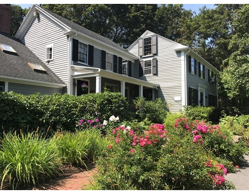 Single Family Home for Sale at 1 Derby Lane Weston, Massachusetts 02493 United States