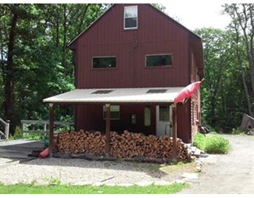 Single Family Home for Sale at 9 Davis Turn Road Wendell, Massachusetts 01379 United States