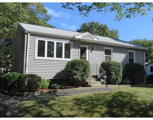 Single Family Home for Sale at 54 Ridge Road Holliston, Massachusetts 01746 United States