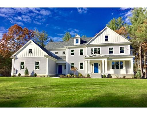 واحد منزل الأسرة للـ Sale في 3 Dela Park Road 3 Dela Park Road Westwood, Massachusetts 02090 United States