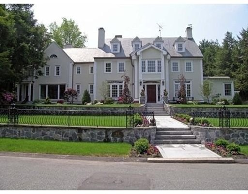 Single Family Home for Sale at 64 Dudley Street Brookline, Massachusetts 02445 United States