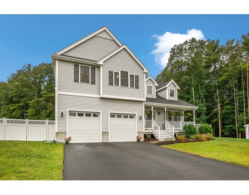Single Family Home for Sale at 45 Saw Mill Lane Rockland, Massachusetts 02370 United States
