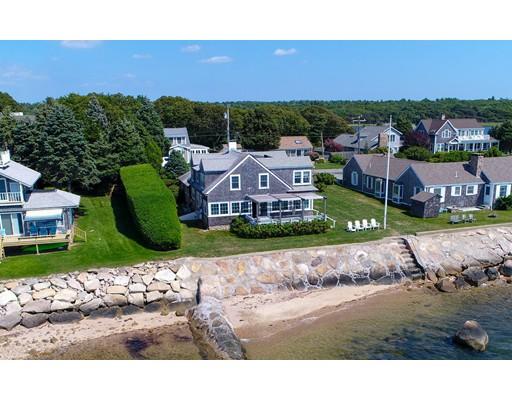 واحد منزل الأسرة للـ Sale في 16 West Avenue Marion, Massachusetts 02738 United States