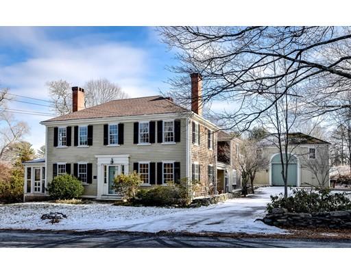 Casa Unifamiliar por un Venta en 5 Nemasket Street 5 Nemasket Street Middleboro, Massachusetts 02346 Estados Unidos