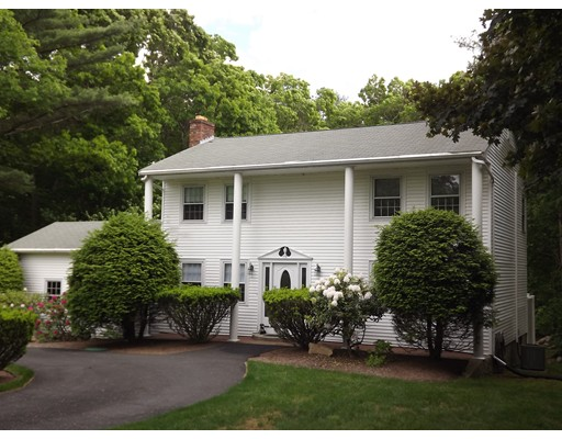 Single Family Home for Sale at 3 Owl Drive 3 Owl Drive Sharon, Massachusetts 02067 United States
