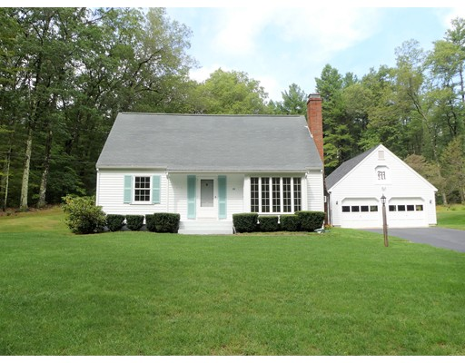 Single Family Home for Sale at 35 Lake Shore Road Boxford, Massachusetts 01921 United States