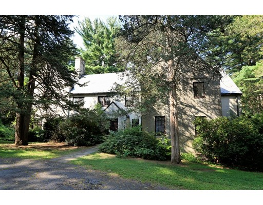 Single Family Home for Sale at 766 Chestnut Street Needham, Massachusetts 02492 United States