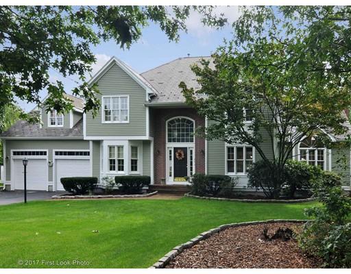 واحد منزل الأسرة للـ Sale في 59 Old North Tr Mansfield, Massachusetts 02048 United States