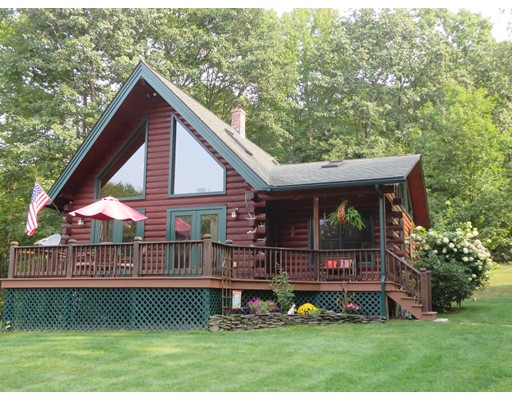 Single Family Home for Sale at 118 Alexander Hill Road 118 Alexander Hill Road Northfield, Massachusetts 01360 United States