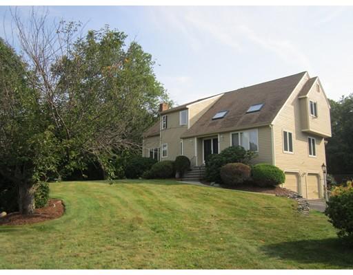 独户住宅 为 销售 在 11 Liberty Hill Drive 11 Liberty Hill Drive Blackstone, 马萨诸塞州 01504 美国