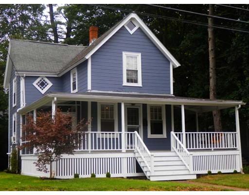 Single Family Home for Sale at 277 Asbury Street Hamilton, Massachusetts 01982 United States