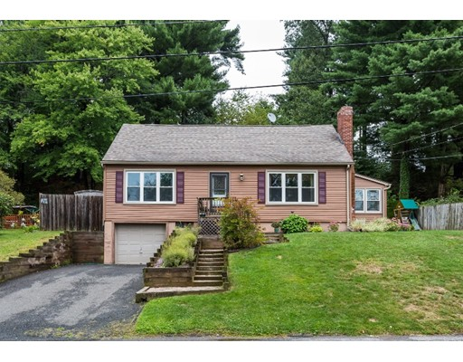 Single Family Home for Sale at 70 Hanward Hill East Longmeadow, 01028 United States
