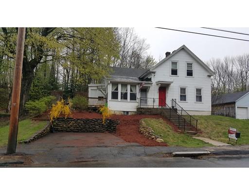 独户住宅 为 销售 在 102 South Main Street 102 South Main Street 艾什本罕, 马萨诸塞州 01430 美国