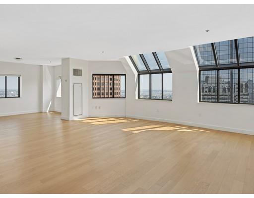 شقة للـ Rent في 1 Devonshire Pl #PH309 1 Devonshire Pl #PH309 Boston, Massachusetts 02109 United States