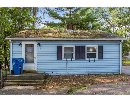 Single Family Home for Sale at 15 Garrison Street Billerica, Massachusetts 01821 United States