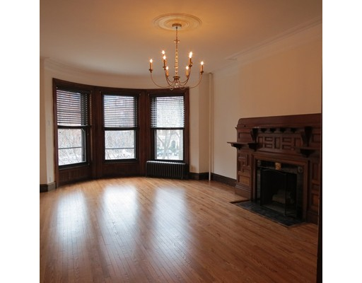 Single Family Home for Rent at 291 Commonwealth Avenue Boston, Massachusetts 02116 United States