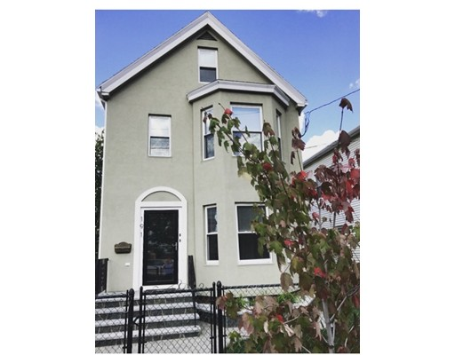Multi-Family Home for Sale at 191 Webster Avenue Chelsea, Massachusetts 02150 United States