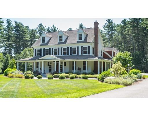 واحد منزل الأسرة للـ Sale في 57 Philip Street Medfield, Massachusetts 02052 United States