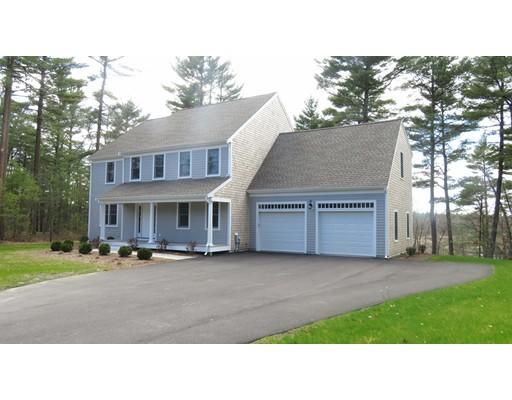 Частный односемейный дом для того Продажа на 5 Redtail Lane Carver, Массачусетс 02330 Соединенные Штаты