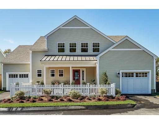 Single Family Home for Sale at 36 Lantern Way Ashland, Massachusetts 01721 United States