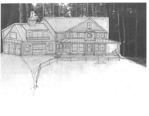 واحد منزل الأسرة للـ Sale في 208 Concord Road 208 Concord Road Sudbury, Massachusetts 01776 United States