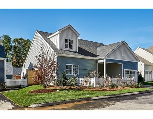 Single Family Home for Sale at 38 Lantern Way Ashland, Massachusetts 01721 United States