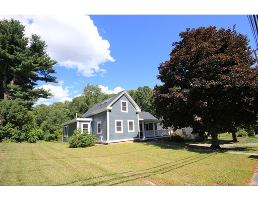 Single Family Home for Sale at 276 Wood Street Hopkinton, Massachusetts 01748 United States