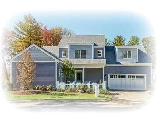 Single Family Home for Sale at 22 Lantern Way Ashland, Massachusetts 01721 United States