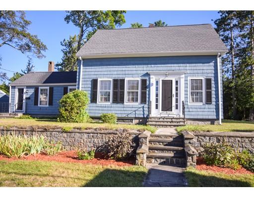 独户住宅 为 销售 在 15 Spring Street 15 Spring Street Mansfield, 马萨诸塞州 02048 美国